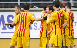La Liga Review: Barca maintain lead over Atletico