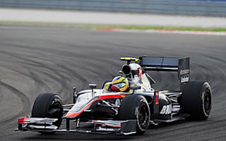 HRT, Sauber, play down driver lineup rumours