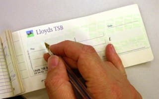 No automatic cheque book for new accounts