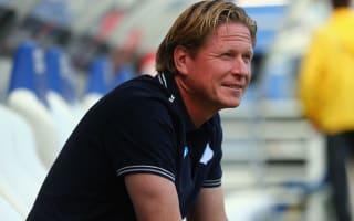 Gisdol replaces Labbadia at Hamburg