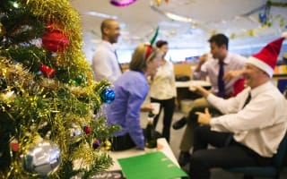 How to get the office Christmas party badly wrong