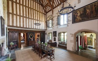 Henry VIII manor for sale for first time in 500 years
