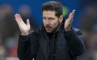 Simeone is already at a big team, insists Garcia