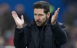 Simeone is already at a big team, insists Garcia