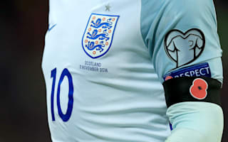 FIFA to take action against England and Scotland over poppies