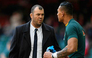 Folau remains Cheika's first-choice full-back