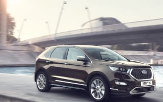 First Drive: Ford Edge Vignale