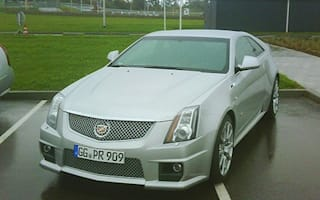 Live from the launch: Cadillac CTS-V