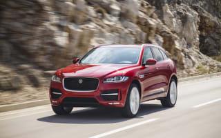 First Drive: Jaguar F-Pace