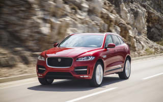 First Drive: Jaguar F-Pace