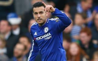 Pedro denies Chelsea exit talk
