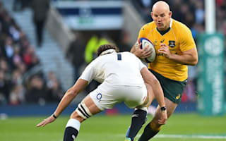 Moore moves on from 'frustrating' year for Wallabies