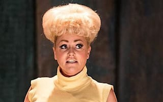 First look: Stars are transformed into Dame Barbara Windsor for new biopic