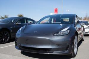 Tesla paró la producción del Model 3 en febrero para corregir problemas