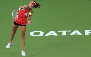 Radwanska survives as Ostapenko run continues