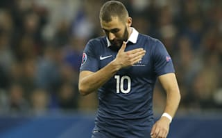 Benzema wants to play at Euro 2016 with Valbuena