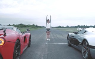 World's fastest electric car beats Tesla and LaFerrari in drag race
