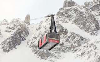 Weirdest ever ski accommodation? Sleep in cable car 2,700 metres above the French Alps