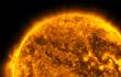 La NASA pilla al Sol dando una 'voltereta'