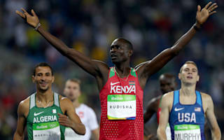 Rio 2016: Doping issues a 'big problem' in Kenya - Rudisha