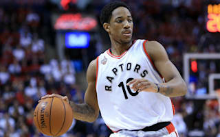 Raptors and Heat to meet conference semi-finals, Warriors open with win