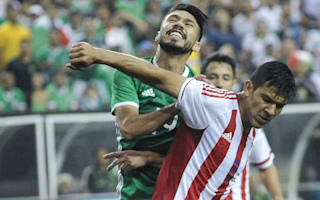 Costa Rica v Paraguay: Balbuena targeting title challenge