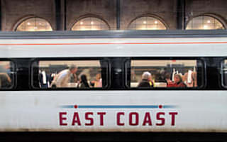 East Coast announces fares for 2014