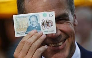 The new £5 notes have animal fat in them and people aren't happy