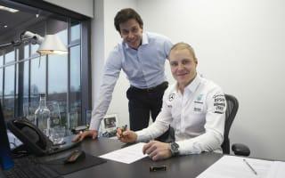 Wolff challenges Bottas to reach the next level at Mercedes