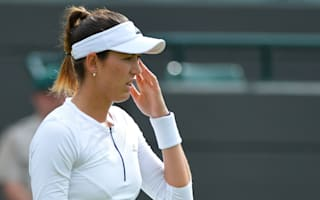 Muguruza blames lack of energy for shock Cepelova defeat