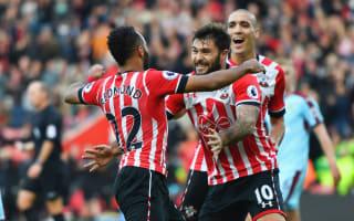 Southampton 3 Burnley 1: Austin at the double as Saints march on