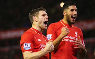 Milner: Emre Can has been brilliant this season