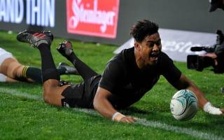 Savea, Cruden and Fekitoa return for history-chasing All Blacks