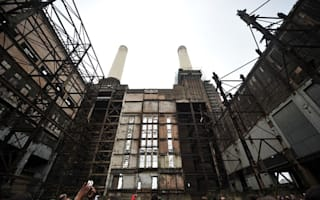 Thousands queue to see inside iconic Battersea Power Station