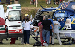 Spectators hurt in car accident at Dakar Rally