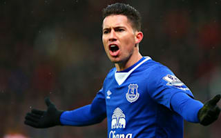 Oviedo hopeful of new Everton contract