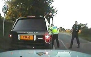Policeman's £430,000 compensation over viral video