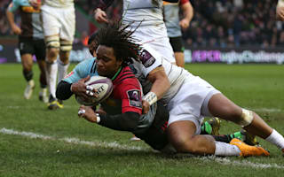 Harlequins cling on to seal European Challenge Cup quarter-final place