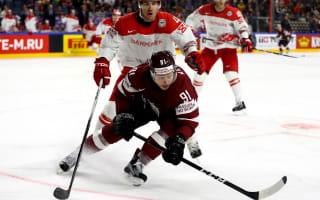Don't be cruel: goaltender Elvis shuts out Danes