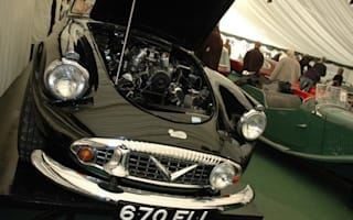 World record price for classic '60s police chase Daimler