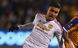 I'll be ready for United next season - Pereira