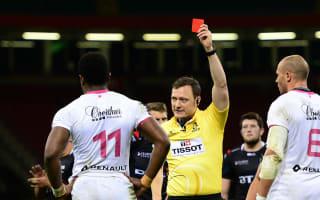 Stade Francais book Bath semi-final despite Raisuqe dismissal