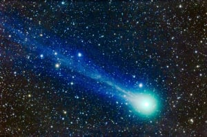 Se habría observado un cometa interestelar por primera vez en la historia