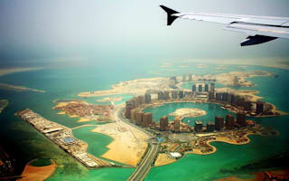 Pictures: Incredible views from plane windows - sent in by you!