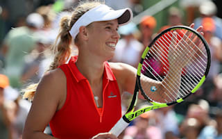 Wozniacki to meet Konta in Miami final