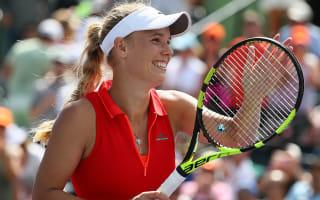 Wozniacki to meet Konta in Miami final