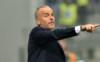 Pioli: Lazio did not create chances