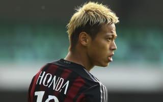 Italian football tied to the past - Honda