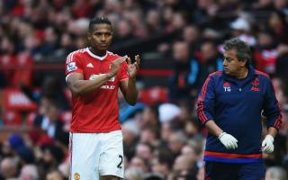 United winger Valencia undergoes foot surgery