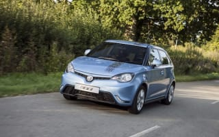 First drive: MG3